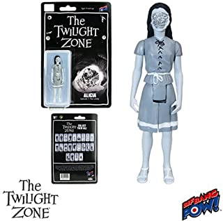 Bif Bang Pow! The Twilight Zone Alicia 3 3/4-Inch Action Figure