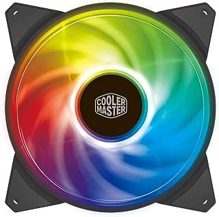 Cooler Master Master Fan mf140r argb–Ventilador de Caja–140mm, R4–140R de 15pc de R1