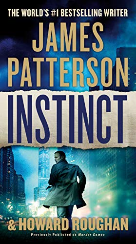 Instinct (previously published as Murder Games)