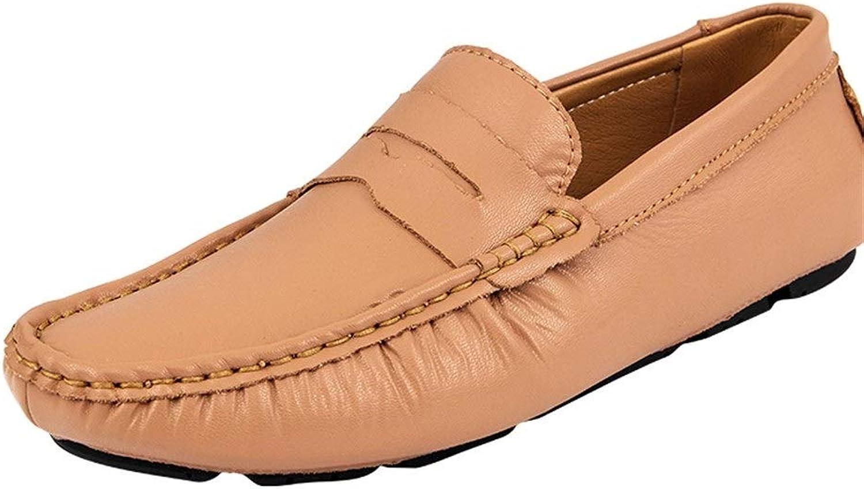 Schuhe Kunstleder,Grille rutschfestem leichtem, aus Slip On