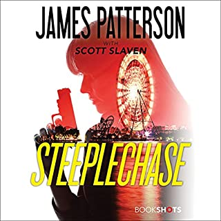 Steeplechase audiobook cover art