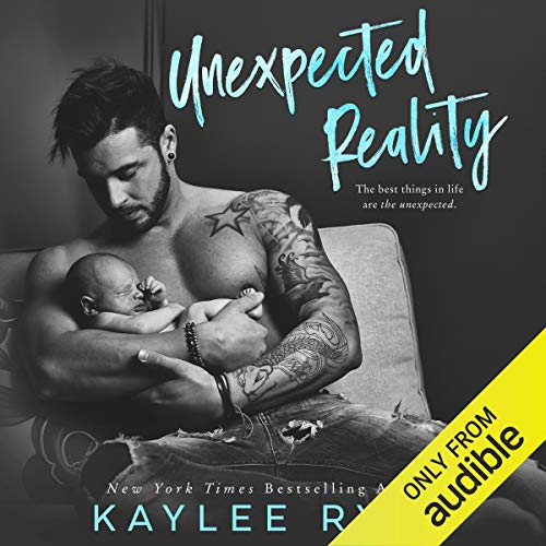 Unexpected Reality audiobook cover art