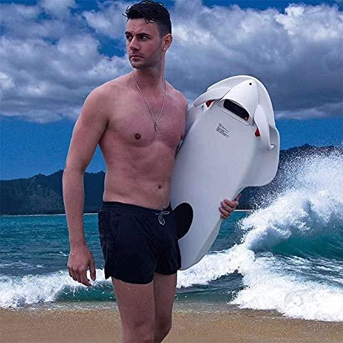 WBJLG Power Swimming Lifebuoy Electric Power Surf Skateboard Paddle Tablero de Agua Hélice de Agua 36V