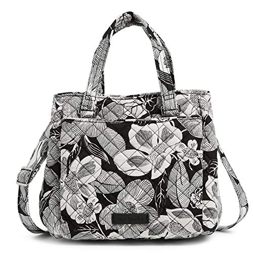 MACHINE WASHABLE SIGNATURE COTTON -- The fabric you know & love, our quilted cotton is lightweight yet durable, & comes in a variety of colorful patterns CHIC & CLASSY - The Mini Multi-Compartment Crossbody is the perfect addition to your wardrobe - ...