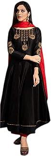 Rockter enterprise Women's Rayon & Cotton Salwar Suit