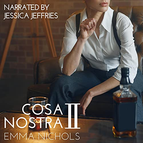 Cosa Nostra, Book 2 cover art