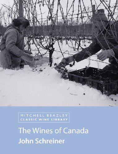 The Wines of Canada (MItchell Beazley Classic Wine Library) (English Edition)