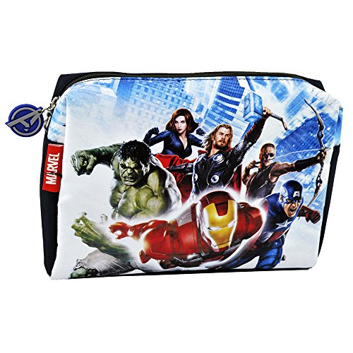 The Avengers EMD Cadeau Trousse de Toilette Enfant Bleu