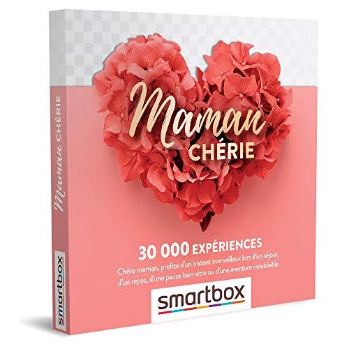 SMARTBOX - coffret cadeau fête des mères - Maman Chérie - idée cadeau originale - 1 séjour ou 1 activité pour 1 ou 2 personnes