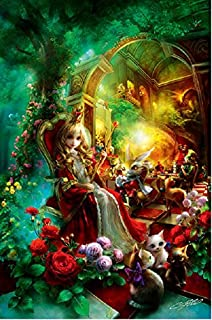 Apple One 1000 Piece Jigsaw Puzzle Shu Queen Alice (50 X 75 Cm) (japan import)