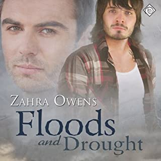 Floods and Drought audiobook cover art