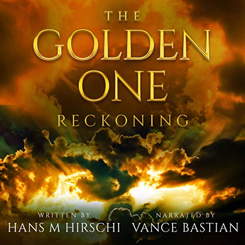 The Golden One: Reckoning  By  cover art