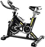 LMZZGAOYANQING Bicicleta Drive magnético de Salud y Fitness. Bicicleta de Ciclismo Interior con Volante de 11kg y Soporte de Dispositivo Grande para el Entrenamiento en el hogar