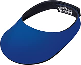 Super Sunlite Visor -5mm Thickness - Adjustable fit - Sun hat for Golf, Tennis, Running. Floats in Water - Quick Drying