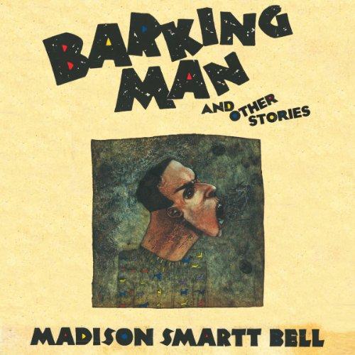 Barking Man audiobook cover art