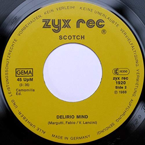 Disco Band / Delirio Mind [Vinyl Single 7'']