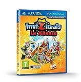 Sony Invizimals: The Alliance, PS Vita Basic PlayStation Vita ESP videogioco
