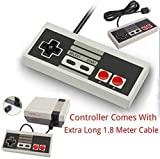Plug-and-play basta inserirlo Game Pad Controller Joystick Per Nintendo Mini Classic NES JOYPAD Con CAVO EXTRA LUNGO LUNGO 1,8 M