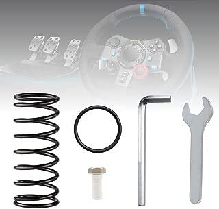 Glodorm Upgrade Mod Brake Pedal Spring Kit for LOGITECH G27 G29 G920 Racing Wheel