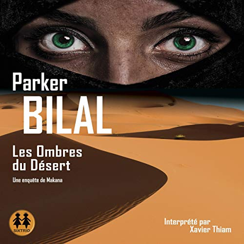 Les ombres du désert cover art