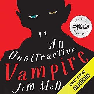 An Unattractive Vampire audiobook cover art