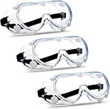 Safety Goggles & Glasses