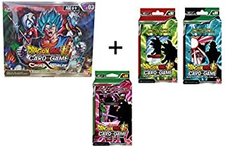 2018 Series 3 Cross Worlds Dragon Ball Super Combo! Booster Box+ Decks + Special