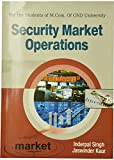 Security Market Operations