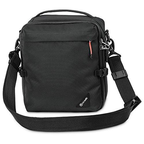 Pacsafe Camsafe Anti-Theft LX8 Camera Shoulder Bag, Black