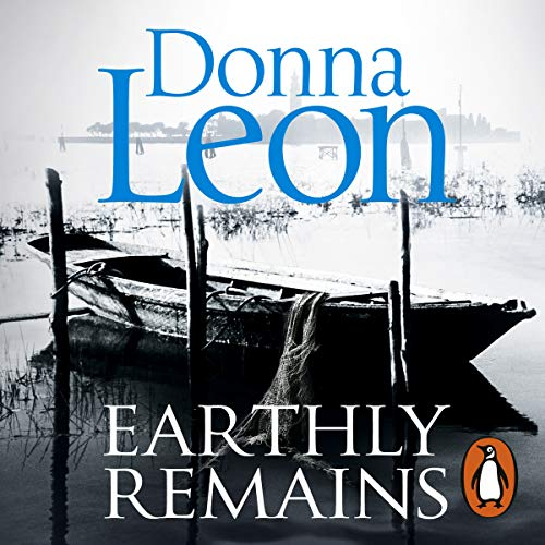 Earthly Remains audiobook cover art