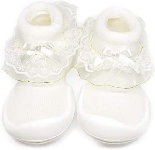 [GGOMOOSIN] ベビーシューズ ファーストシューズ 赤ちゃん靴 海外大ヒット商品 正規輸入品 安全 安心 素材 かわいい プレゼント ショート