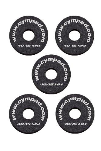 Cympad 40/15mm Optimiser Set für Becken, 5Stück