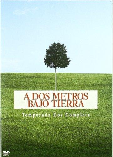A Dos Metros Bajo Tierra Temporada 2 [DVD]