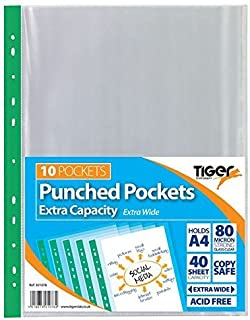 tiger punched pockets
