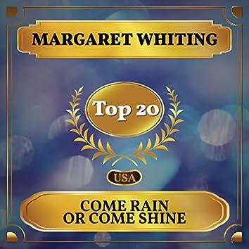 Come Rain or Come Shine (Billboard Hot 100 - No 17)