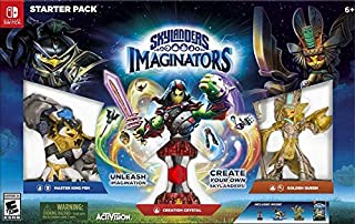 Skylanders Imaginators Nintendo Switch by Activision