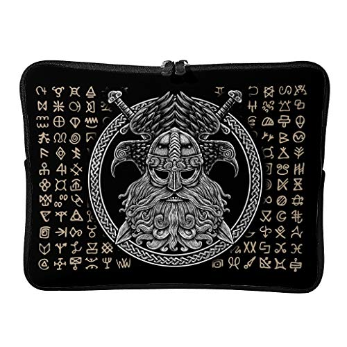 Viking daily laptop bags, stylish, scratch-resistant, Viking tablet case, suitable for work.