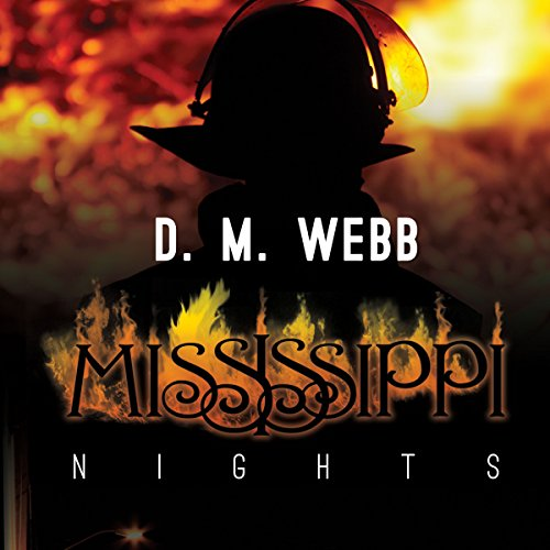 Mississippi Nights audiobook cover art