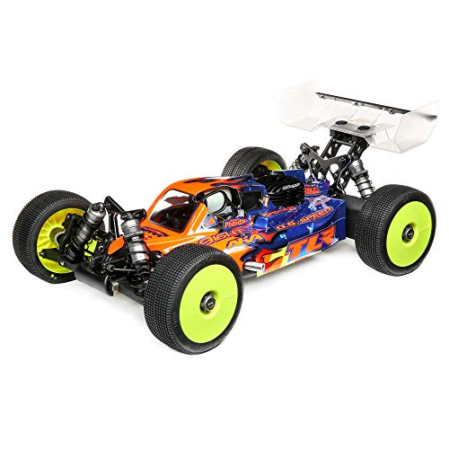 TEAM LOSI RACING 1/8 8IGHT-X 4WD Nitro Buggy Elite Race Kit, TLR04010