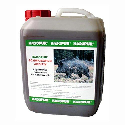 Hagopur Schwarzwild-Additiv - 5L