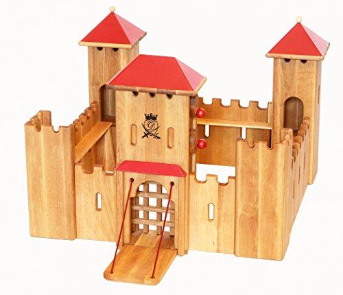 Erst-Holz 931-140 Ritterburg Drewart Massivholz ökologisch