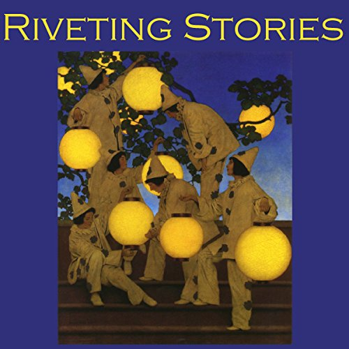 Riveting Stories audiobook cover art