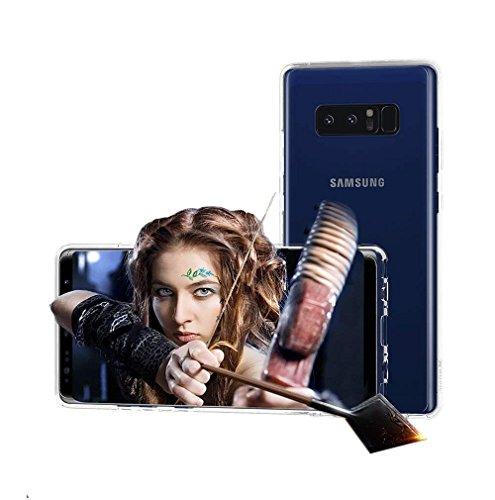 GVBGEAR Snap-3D Viewing Screen Schutzhülle für Android Samsung Galaxy Modelle, 3D ohne 3D-Brille, Crystal von MOPIC, Samsung S9, Samsung S9
