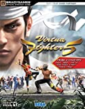 Virtua Fighter 5 (Xbox 360 and PS3) Official Strategy Guide - BradyGames - 23/10/2007