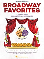 Broadway Favorites for Beginning Piano Solo