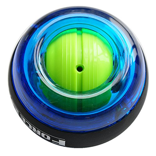 WINCSPACE Wrist Trainer Power Gyro Exerciser Ball