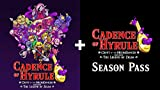 Cadence of Hyrule: Crypt of the NecroDancer Featuring The Legend of Zelda + Cadence of Hyrule: Crypt of the NecroDancer Featuring The Legend of Zelda Season Pass Bundle - Switch [Digital Code]