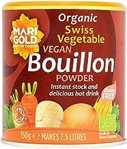 Marigold Organic Swiss Vegetable Vegan Bouillon Powder - 150g