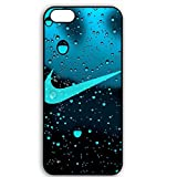 Water Droplets Background Nike Phone Case Cover for Coque iphone 7 Plus Just Do It...