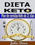 DIETA KETO: Plan de comidas Keto de 21 das